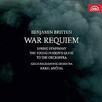 Britten: War Requiem by Cameron (2013-07-30)