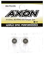 AXON X10 ボールベアリング 630 フランジ 2ピック BM-PG-035