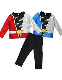 (バンダイ)BANDAI 騎士竜戦隊リュウソウジャー 2トップス パジャマ【2475490】