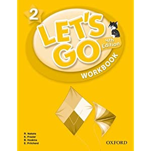Let's Go: Fourth Edition Level 2 Workbook (Let's Go (Oxford))