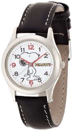 腕時計 PEANUTS SNOOPY スヌーピー キャラクターウオッチ AA95-9854 キッズ シチズン