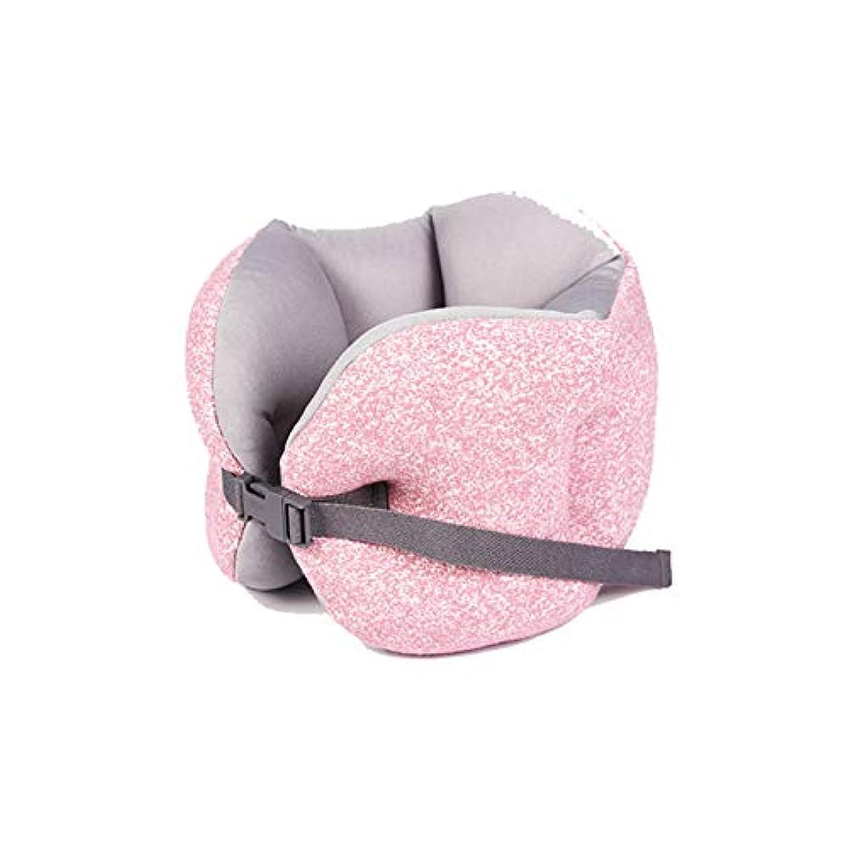 パパ寛解信じるSMART ホームオフィス背もたれ椅子腰椎クッションカーシートネック枕 3D 低反発サポートバックマッサージウエストレスリビング枕 クッション 椅子