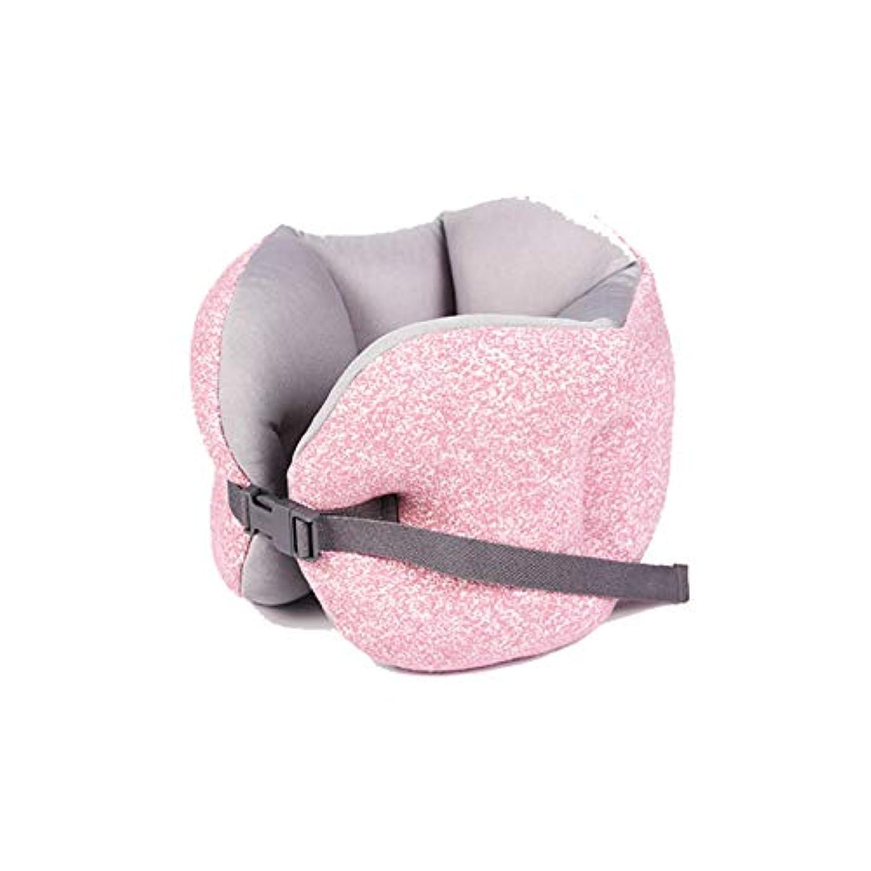アスレチック優れたストリップSMART ホームオフィス背もたれ椅子腰椎クッションカーシートネック枕 3D 低反発サポートバックマッサージウエストレスリビング枕 クッション 椅子
