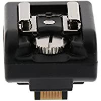 Dovewill  16チャンネル フラッシュ ホットシュー アダプター SONY NEX-5R 5C 5N 5T 3N F3に対応