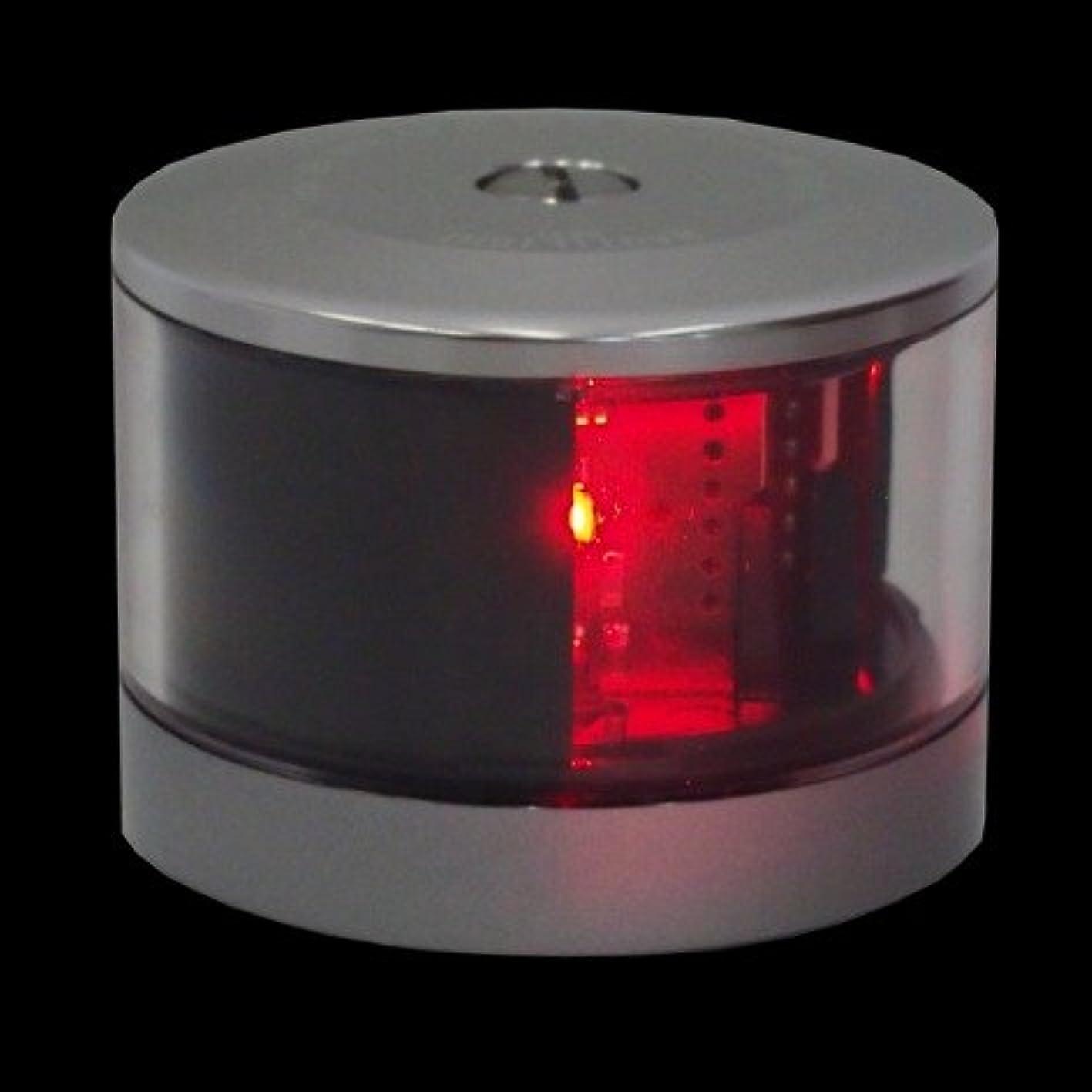 酒上院存在するLED航海灯 第二種舷灯(紅) NLSG-2R 2014年新基準適合品 伊吹工業 20M未満船舶用 JCI検定品