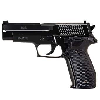 エスツーエス エアコッキングガン P226 STD 10歳以上用 サイレンサーアタッチメント付 No.A2-J