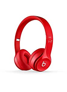 【国内正規品】Beats by Dr.Dre Solo2 密閉型オンイヤーヘッドホン レッド MH8Y2PA/A