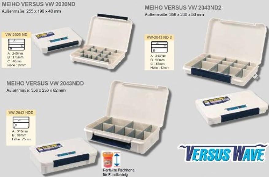 道徳教育有名スナッチメイホウ(MEIHO) VERSUS WAVE VW-2020ND オフホワイト