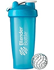 Blender Bottle - ループ フルカラー アクアと古典的なシェーカー ボトル - 28ポンド Sundesa で
