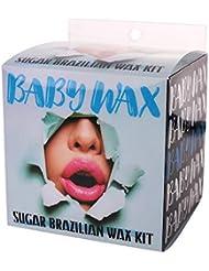babywax(ベビーワックス) シュガー ブラジリアン ワックス キット (1セット)
