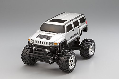 R/C G-DRIVE ECOプラス ハマーH3 シルバー