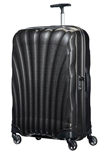 [サムソナイト] スーツケース Cosmolite コスモライト スピナー75 FL2 無料預入受託サイズ 保証付 94L 75cm 2.6kg V22*09304 09 ブラック