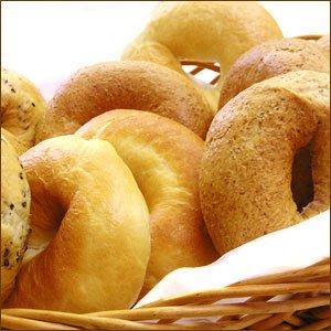 無添加ベーグルセット むーにゃんベーグル12個入り 【パン】【冷凍パン】【パンセット】