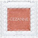 セザンヌ シングルカラーアイシャドウ 06 オレンジブラウン 1.0g
