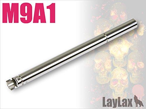 ライラクス パワーバレル 114.4mm 東京マルイ ガスブ...