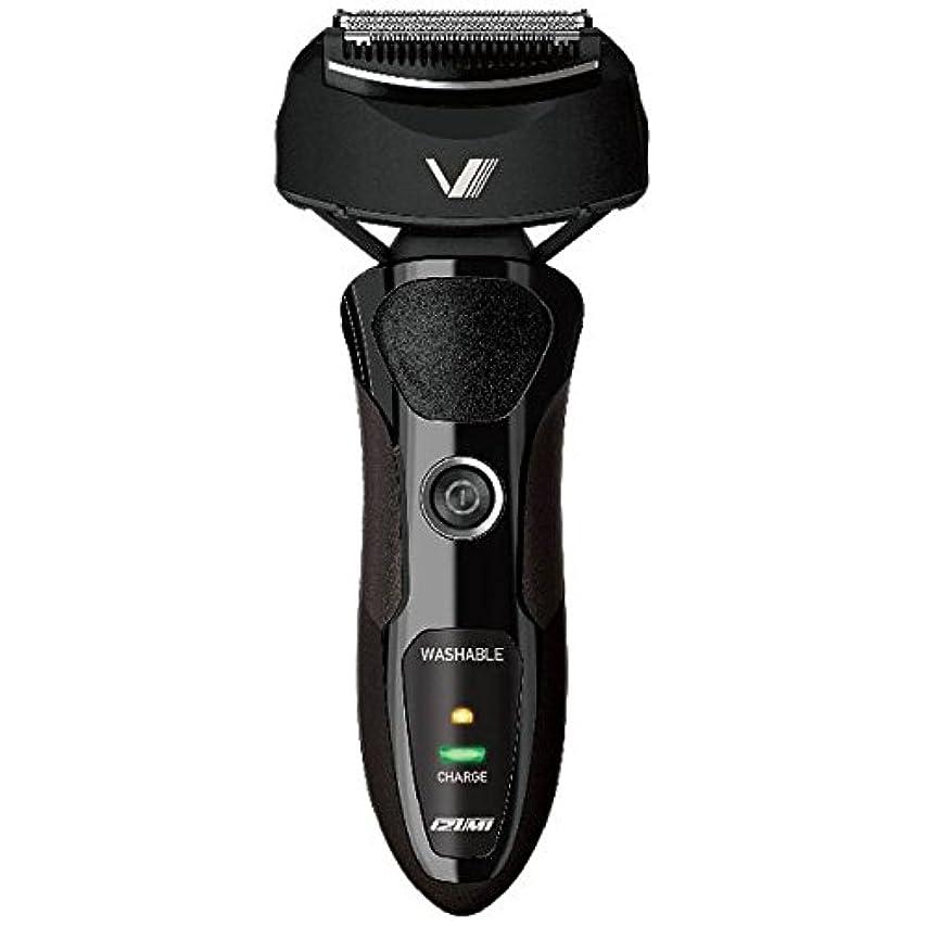 活気づくコーラスノーブルIZUMI VIDAN 往復式シェーバー 深剃りシリーズ 3枚刃 ブラック IZF-V36-K