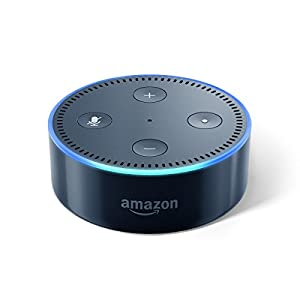 Amazon Echo Dot、ブラック