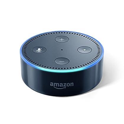 Echo Dot (エコードット) - スマートスピーカー with Alexa、ブラック