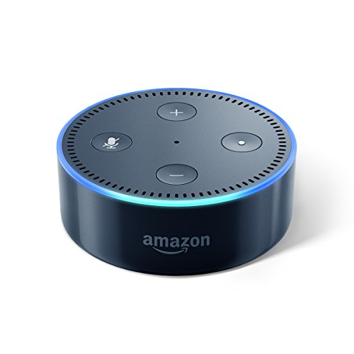 Amazon Echo Dot、ブラック...