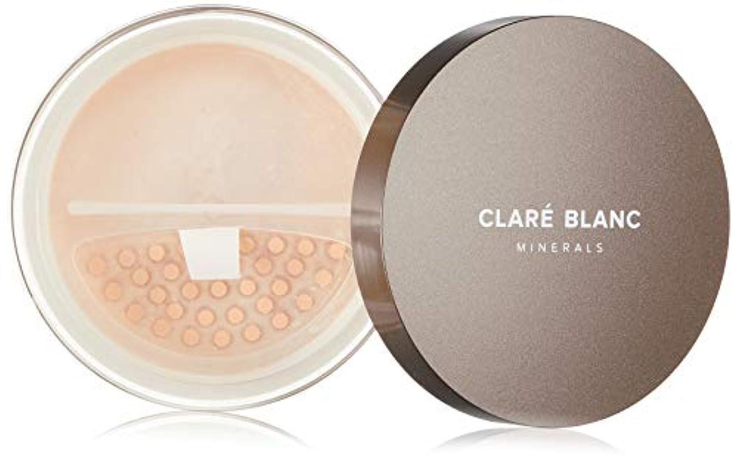 不道徳溶岩伸ばすCLARE BLANC(クラレブラン) ミネラルファンデーション BEIGE 330