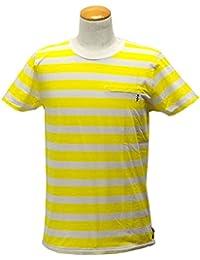 SCOTCH&SODA(スコッチアンドソーダ)胸ポケット ボーダーTシャツ Men's 【282-34412】[正規取扱]