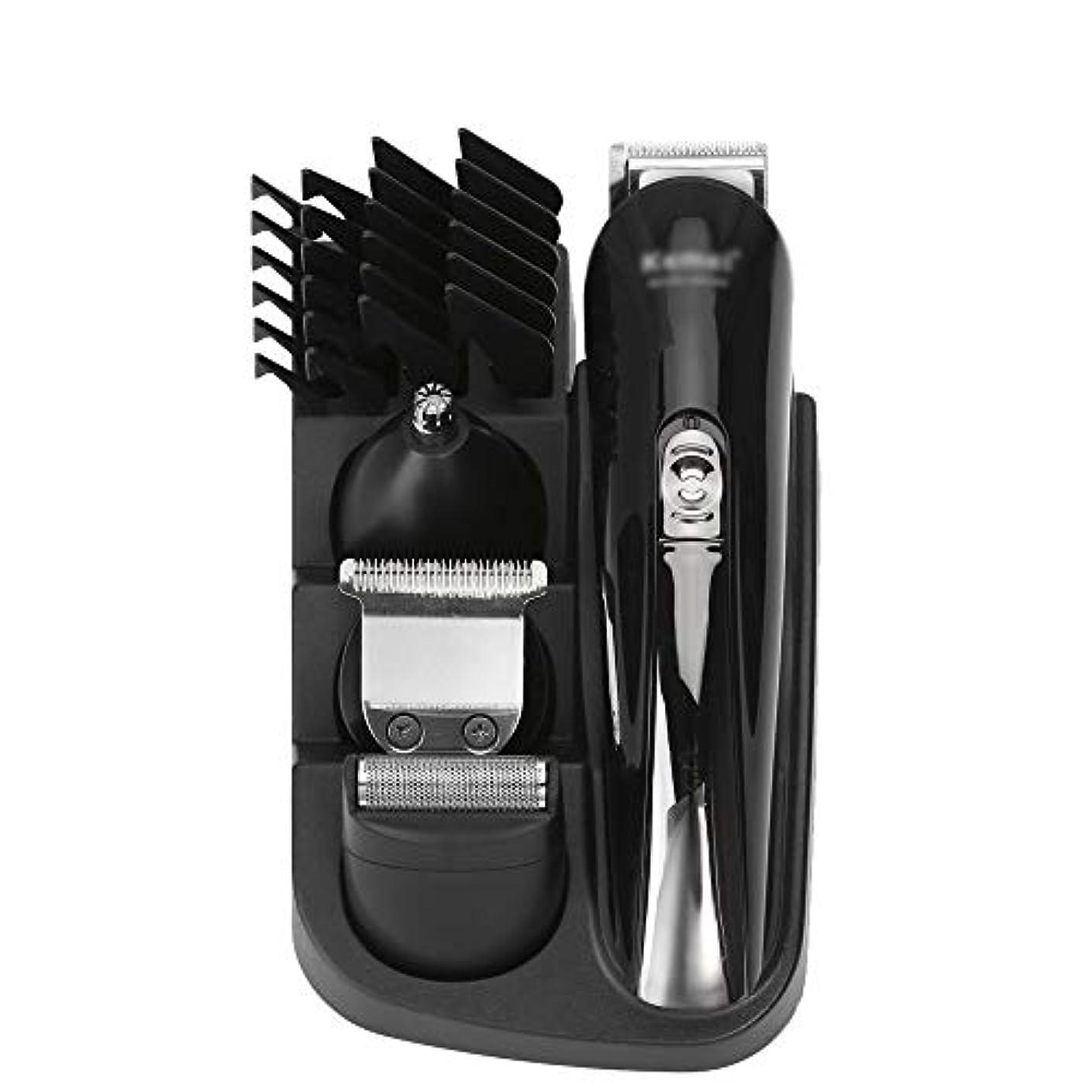 指標東部ナプキンWAKABAFK 充電式バリカン電気シェーバーヘアトリマー髭剃り機