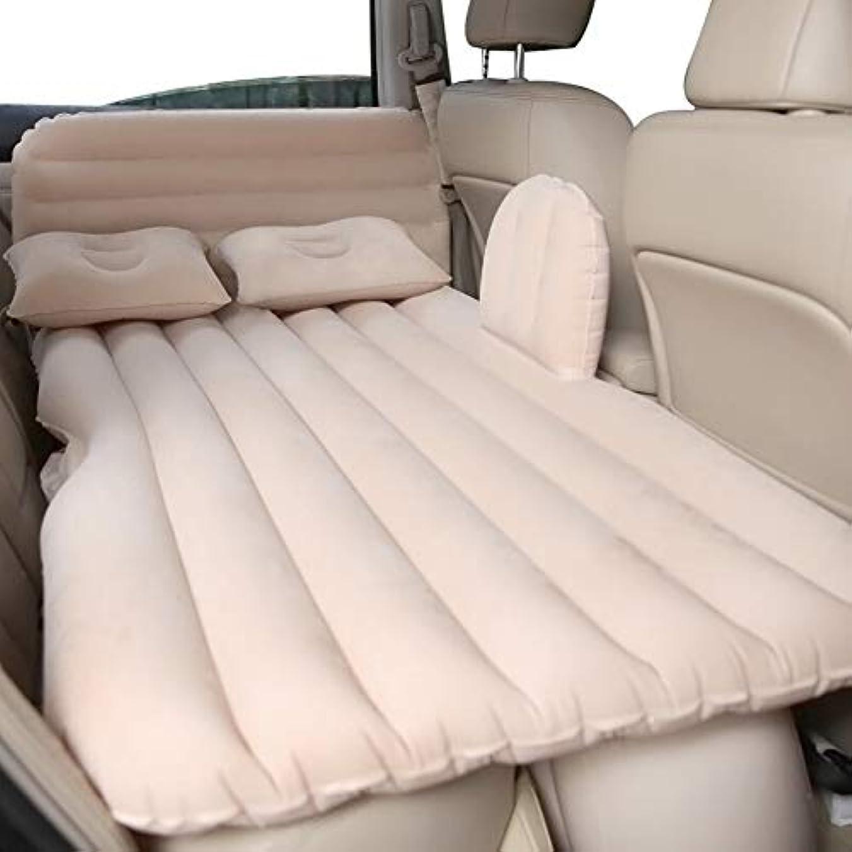 いっぱい経度電気LINGYAO 車の膨脹可能なベッドの環境の健康の柔らかい肌に優しい快適な通気性の反衝突の膨脹可能なクッション