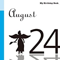 8月24日 My Birthday Book