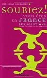 Souriez vous êtes en France : Les solutions sans chiffre ni graphique 画像