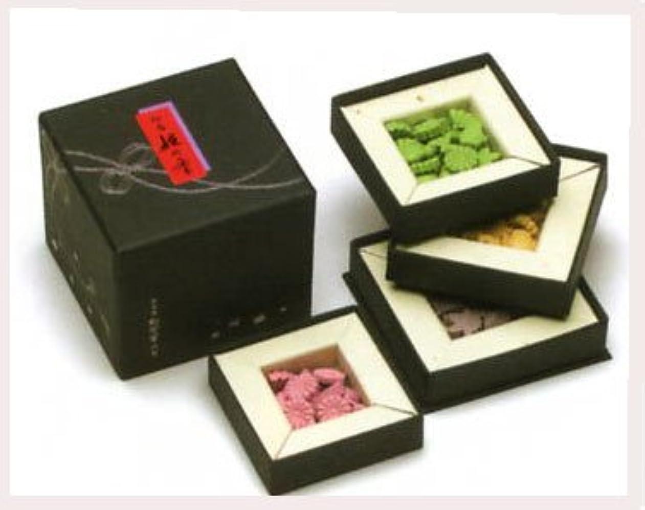 記念品抽出ドロー花の香りから香木まで 「印香 姫の香 【空薫用】