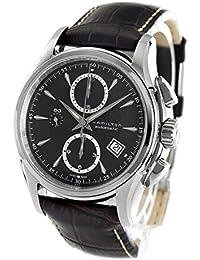 ec1ad568d1 ハミルトン ジャズマスター オート クロノ クロノグラフ 腕時計 メンズ HAMILTON H32616533[並行輸入品]