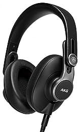 AKG モニターヘッドホン K371-Y3 密閉型 スタジオヘッドホン ヒビノ扱い 3年保証モデル