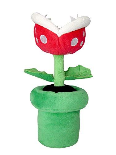 三英貿易 スーパーマリオ ALL STAR COLLECTION ぬいぐるみ AC27 パックンフラワー S おもちゃ