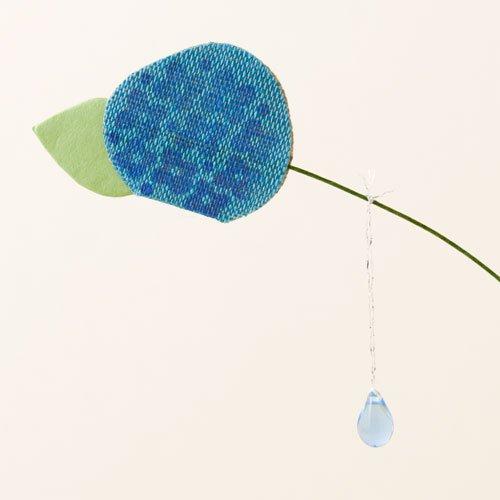 日本市あじさい置き飾りNippon-ichi ornament, Hydrangea