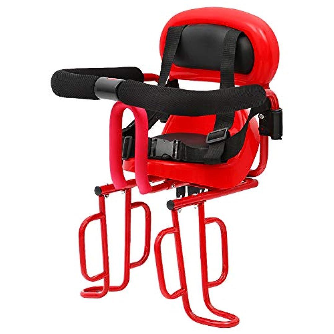 邪魔モッキンバード器具電動自転車リアチャイルドシート 乳児用安全シート 子供用サドルパッド 折る 後部座席 ガードレール シートベルト