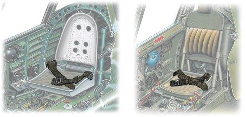 1/48 ナノ・アヴィエーションシリーズ 日本陸軍機用シートベルト NC3