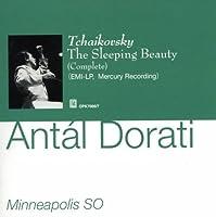 チャイコフスキー : 眠りの森の美女 (完全全曲版) (Tchaikovsky : The Sleeping Beauty (Complete) / Antal Dorati , Minneapolis SO) (2CD)
