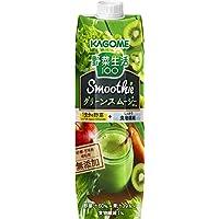 カゴメ 野菜生活100 Smoothie グリーンスムージーMix 1000g×6本