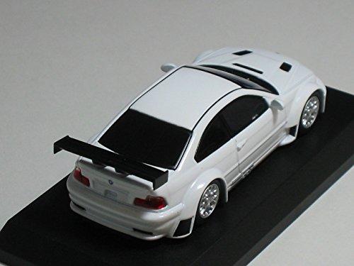 京商 1/64 BMW ミニカーコレクション Z4Mクーペ 白