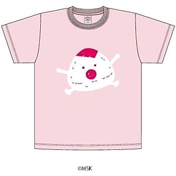 Tシャツ「あはれ!名作くん」11/ベビーピンク Sサイズ(むすび)