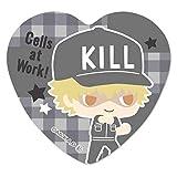 はたらく細胞 -by Sanrio- キラーT細胞 ハート缶バッジ