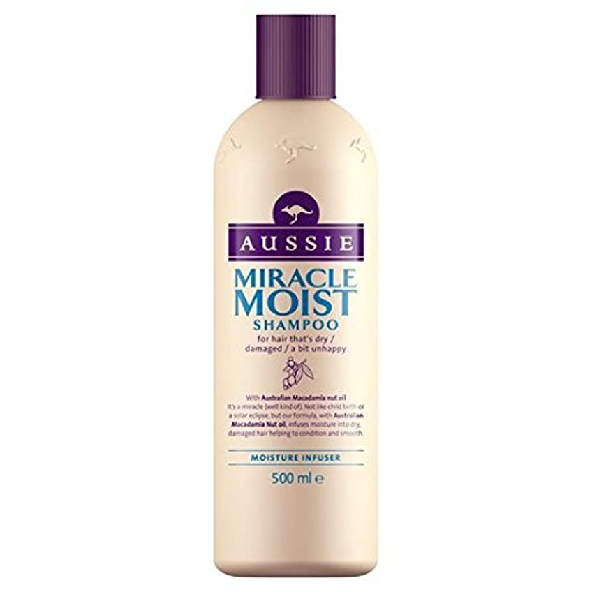 推進力公式初心者Aussie Miracle Moist Shampoo (500ml) by Grocery [並行輸入品]