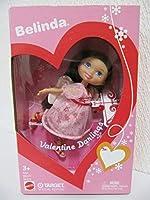 MATTEL Barbie Kelly TARGET限定 バービー 妹 ケリー 友達 ベリンダ Belinda 人形 マテル