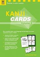 Kanji Cards  Volume 4 (Tuttle Flash Cards)