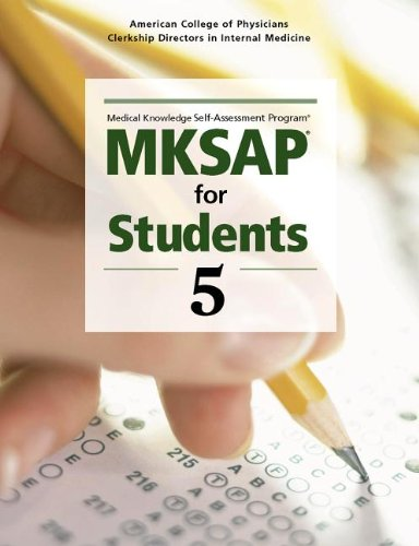 Download MKSAP for Students 5 1934465542