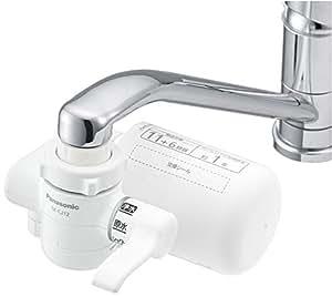 パナソニック 浄水器 蛇口直結型 ホワイト TK-CJ12-W