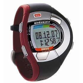 ミオ(Mio) 腕時計 ドライブシリーズ 心拍計付 スポーツウォッチ Mio ドライブ メンズ