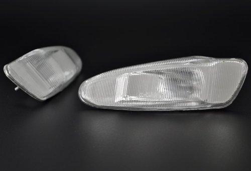 送料無料 保証付トヨタ セリカ ZZT230,231サイドマーカー クリア ウインカー