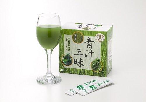 青汁三昧1箱(60包入)
