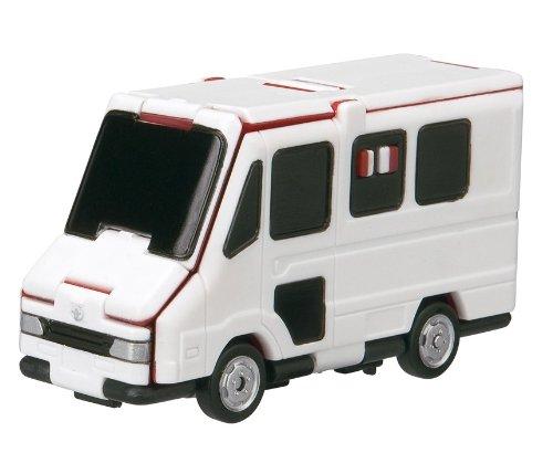 VooV(ブーブ) VS22 トヨタ クイックデリバリー 〜 指揮調査車